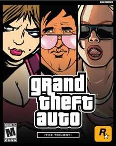 Grand Theft Auto: The Trilogy - PC  für 4,62€
