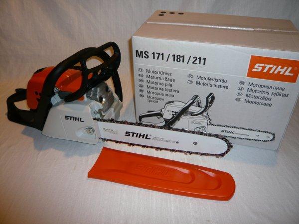 Motorsäge STIHL MS 181 C für 255€ @ kerima-tools