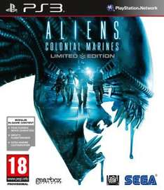 [Zavvi] PS 3  Aliens: Colonial Marines (Limited Edition) 7,55 €
