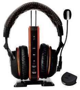 Headset Turtle Beach Ear Force Tango Call of Duty Black Ops 2
