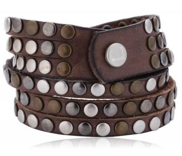 Liebeskind Damen Armband LKB206, 100% Rindsleder