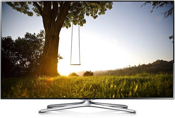 Samsung 55F6500 3D TV Saturn Werbung