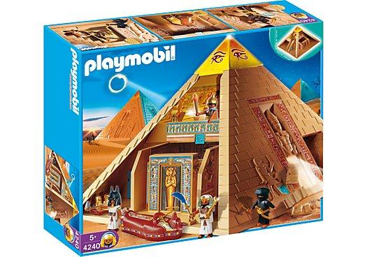 Playmobil Pyramide für 48,69 € (inkl. Versand) statt 89,99 € und Gratisbeigaben im WK!
