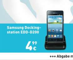 [Base Shop] original Samsung Dockingstation EDD D200 für div Smartphones