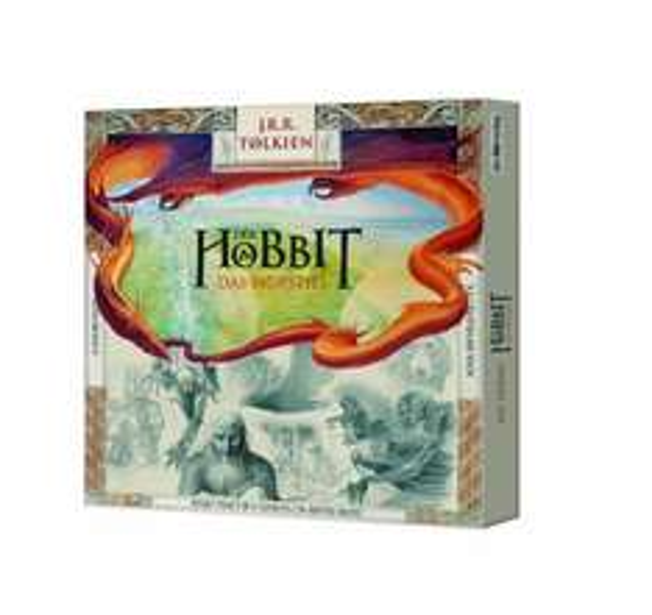 Der Hobbit: Das Hörspiel als Vinyl-Edition für 45,95 €