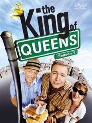[DVD] The King Of Queens Staffel 1 - 3  (Sonderedition) für je 4,90 EUR bei Abholung in Filiale @ Saturn.de