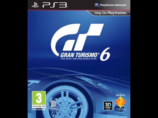 [Saturn Österreich] - Gran Turismo 6 PS3 EUR 25,- inkl. Versand NUR HEUTE