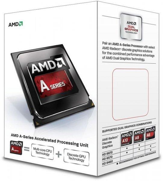 AMD A8-6500T APU mit integrierter HD 8550D für nur 59,59 statt 84,71 im Mindstar