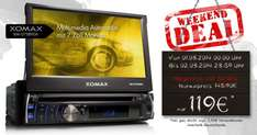 Weekend Deal bei CMS - XOMAX XM-DTSB906 Autoradio 122,90€