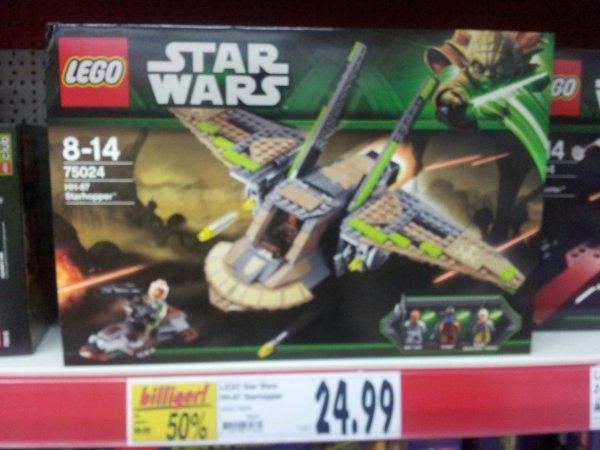 [offline] Lego Star Wars - HH-87 Starhopper (75024) (lokal?) @ Kaufland Ludwigsburg