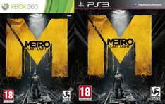XBox360/PS3 - Metro: Last Light für €15,76 [@Zavvi.com]