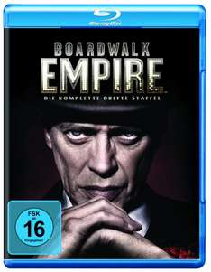 Amazon.de Boardwalk Empire - Die komplette dritte Staffel Blu Ray 26,97€ oder DvD 19,97€