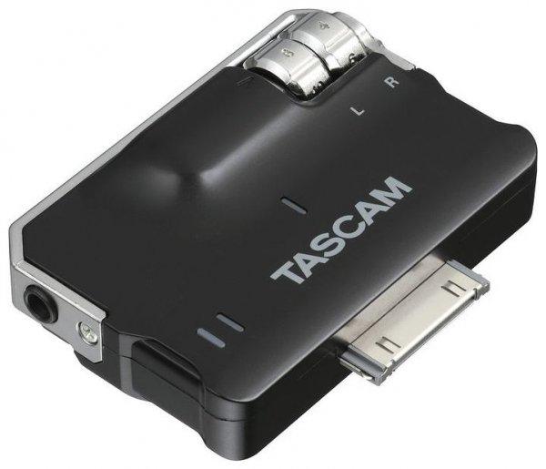 Tascam iXJ2 iPhone/iPad/iPod Mic/Line-Vorverstärker iOS-Geräte  30-pol Dock