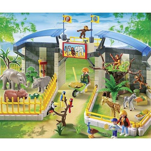 Playmobil Besuch im Tierpark toysrus bis 5.3. [bundesweit ] für 39,98 € ([online] für 42,93 €)