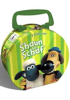 Shaun das Schaf Limited Lunchbox Edition bei Media-Dealer