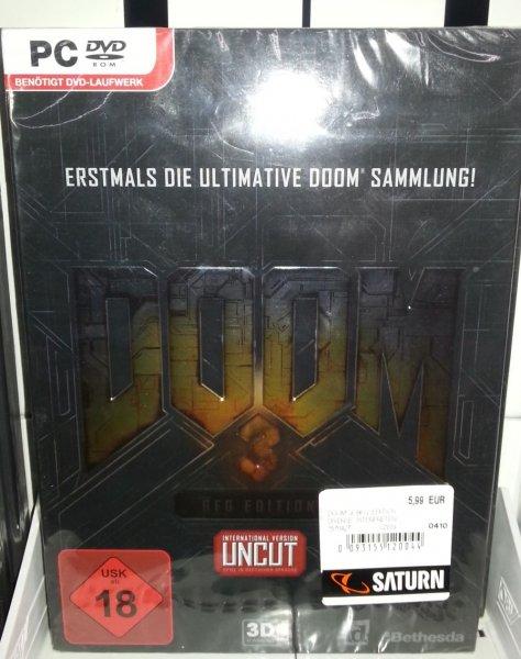 [Lokal? Saturn Solingen] Doom 3 BFG Edition Uncut PC