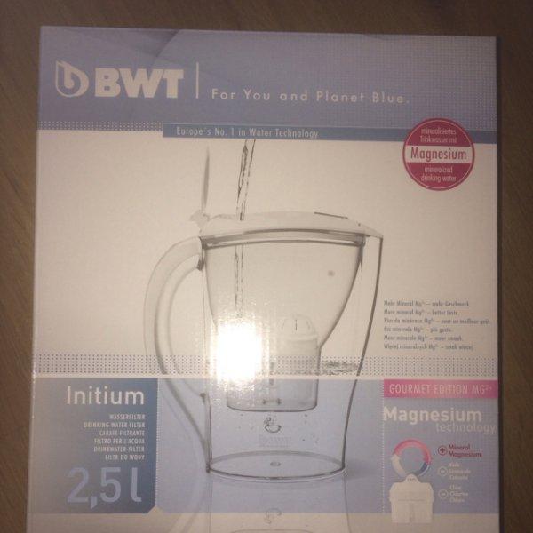 BWT Wasserfilter Starter für 2,99€ bei Marktkauf in Augsburg Bergiustr