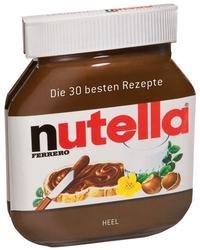 [online] Buch Nutella Die 30 besten Rezepte   ........KULT Buch Neuauflage