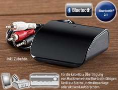[Lokal Aldi Stuttgart-Wallgraben] MAGINON Bluetooth Receiver fü 11 €