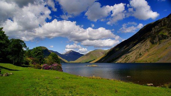 Reise: 1 Woche Trekking im Lake District (NW-England - Flug, Mietwagen, FeWo) 199,- Euro p.P. bei 4 P. in den Sommerferien NRW / HH / SH (Juli)