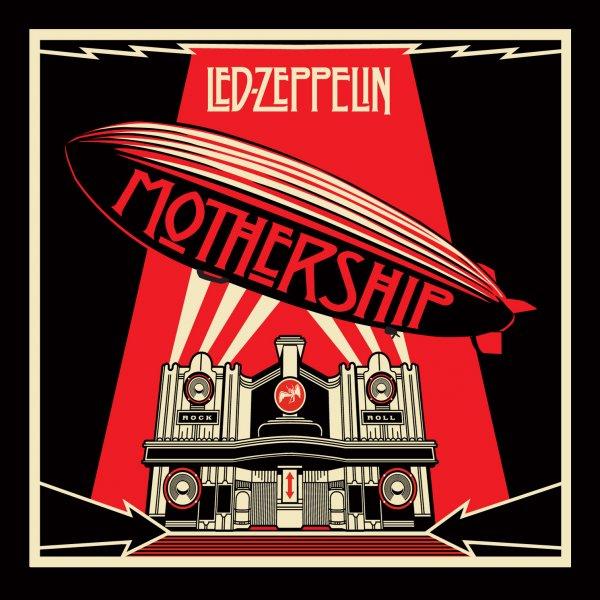 [Amazon] Led Zeppelin Mothership Doppel CD + AutoRip