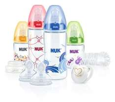 NUK 10225093 First Choice+ Perfect Start Set mit Gutscheincode für 22,38€!