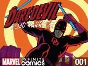 Daredevil: Road Warrior Infinite Comic #1 @Marvel Comicstore