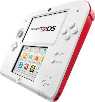 [LOKAL] Nintendo 2DS weiß/rot oder blau/schwarz -  88 € - Saturn Karlsruhe -