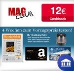 21x Handelsblatt  für Schnelle mit 10 Cent Gewinn (wieder da!) oder für 7,90€ für Qipu-User