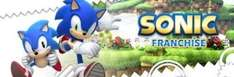 [Amazon.com] Sega Sonic Everywhere Pack für Steam - 17-teilig !