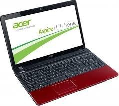 günstig und gut: Acer Notebook »Aspire E1-571G«, rot