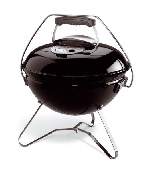 Weber Smokey Joe Premium Holzkohlegrill, ø 37 cm, Black für 64€ @Garten und Freizeit