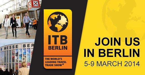 [ITB 2014 BERLIN] kostenloses Spaßprogramm für Kinder unter 14 Jahren inkl. kostenloser Kinderbetreuung für Kinder ab 4 Jahren