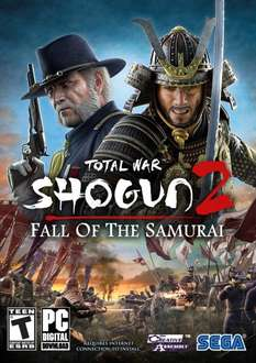 Total War Shogun 2 - Fall of the Samurai  Amazon Download(Steam) für 2,50€