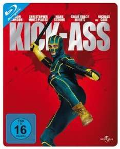 Kick-Ass [Steelbook) @ama zu 9.99€ im PrimeAbo