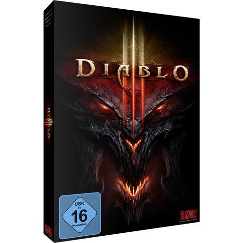 [ PC ] Diablo 3 PC-Version ab 17,99 EUR @ alternate.de oder ab 19,- EUR @ saturn.de