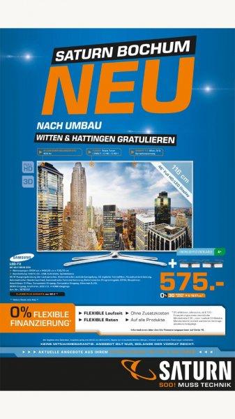[LOKAL BOCHUM] Samsung UE46F6510 3D LED TV 575€