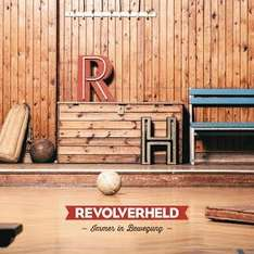 MP3 Album: Revolverheld - Immer in Bewegung (Google Play Store und Amazon)