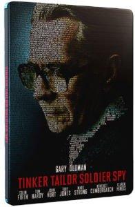 [Blu-ray und DVD] Tinker, Tailor, Soldier, Spy Double Play Steelbook (O-Ton) für 7,50€ @The Hut