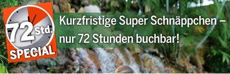 Centerparcs 72h Angebot -€200 zb. 4 Personen Mo-Fr Comfort Erperheide