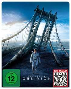 Media-Dealer.de: Oblivion (Steelbook) [Blu-ray] [Limited Edition] für 13,99€
