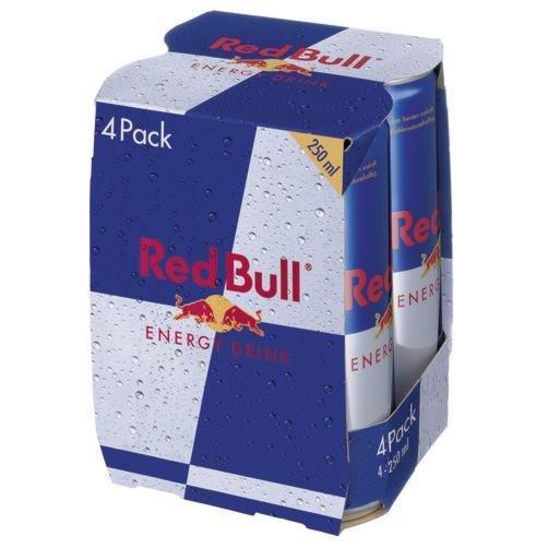 4er Pack Red Bull 3,99€ (exl. Pfand)