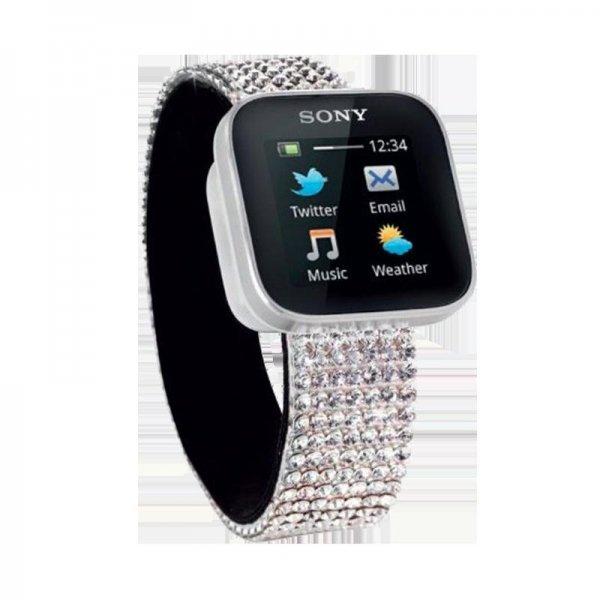 Sony Xperia Smartwatch Swarovski