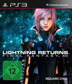 PS3 Lightning Returns - Final Fantasy XIII deutsche USK-Version @amazon