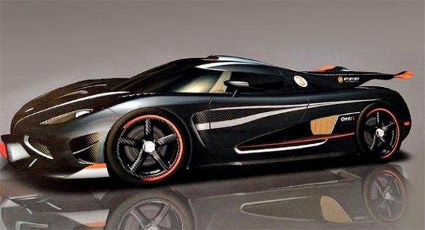 Need for Speed Rivals - Koenigsegg One:1 Kostenlos