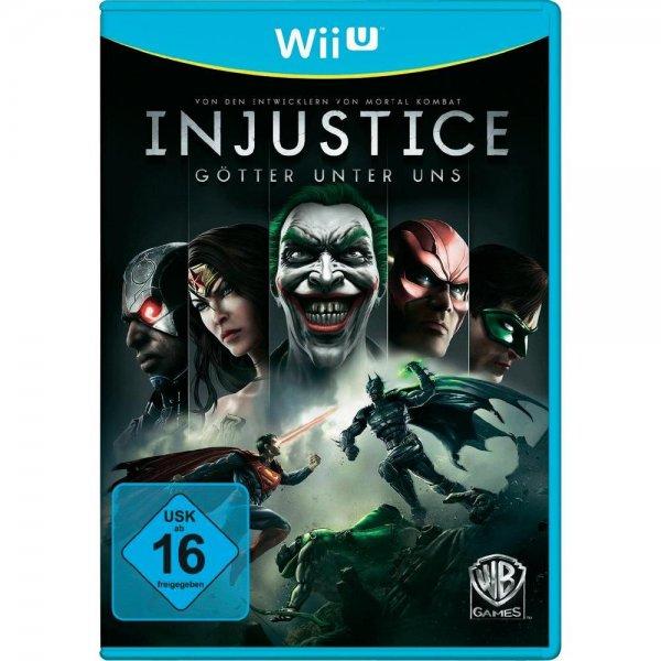 Injustice: Götter unter uns Action Nintendo Wii U für 10€