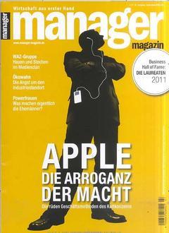 13x Manager Magazin für effektiv 11,04€
