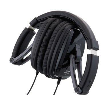 JVC HA-M750 Black Series Stereokopfhörer für 24,99€ (49,37€ Idealo) bei Amazon