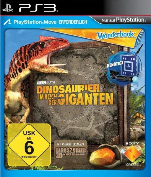 [Müller] Wonderbook: Dinosaurier - Im Reich der Giganten PS3