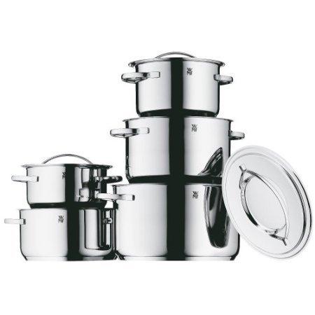 """WMF™ - 5-teiliges Cromargan Kochgeschirr-Set """"Gala Plus (0711056040)"""" für €157.- [@Amazon.de]"""